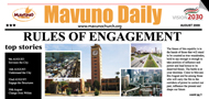 Mavuno-Daily blog