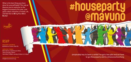 House Party @ Mavuno