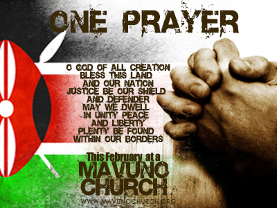 ONE PRAYER-WEB